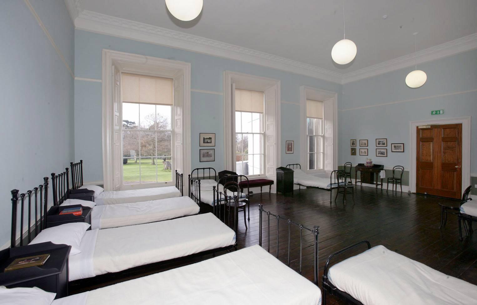 The dormitory at St Enda's. National Monuments Service.