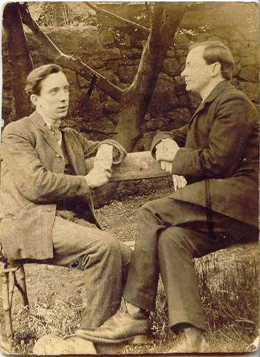 William and Patrick Pearse. OPW.