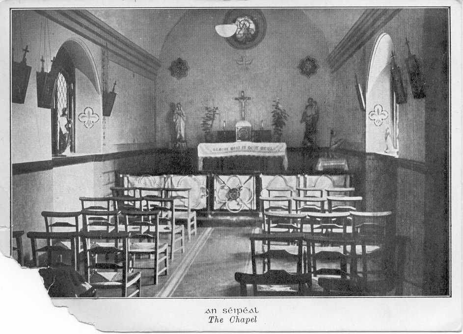 The Chapel at St Enda's College.